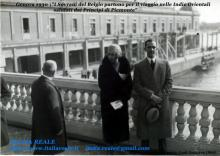 Umberto e Maria Jose a Genova